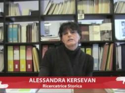 Alessandra Kersevan intervista foibe