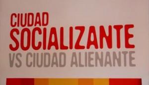 logo Ciudad Socializzante biennale