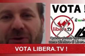 Vota Libera Tv Jacopo Venier
