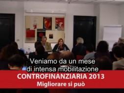 controfinanziaria 2013