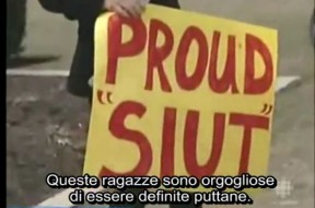 proud slut orgogliose puttane