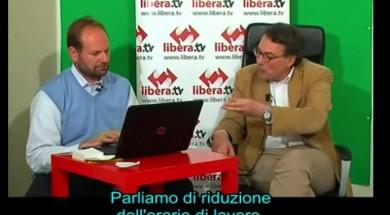 Giorgio Cremaschi a Libera Tv