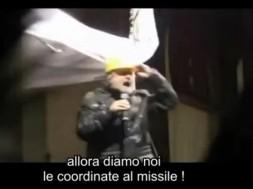 Grillo Al Queda bombardi il parlamento
