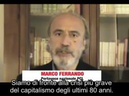 Marco Ferrando elezioni