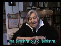 Margherita Hack Sinistra