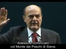 Pier Luigi Bersani Monte dei Paschi