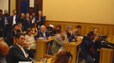 Sala stampa Camera dei Deputati