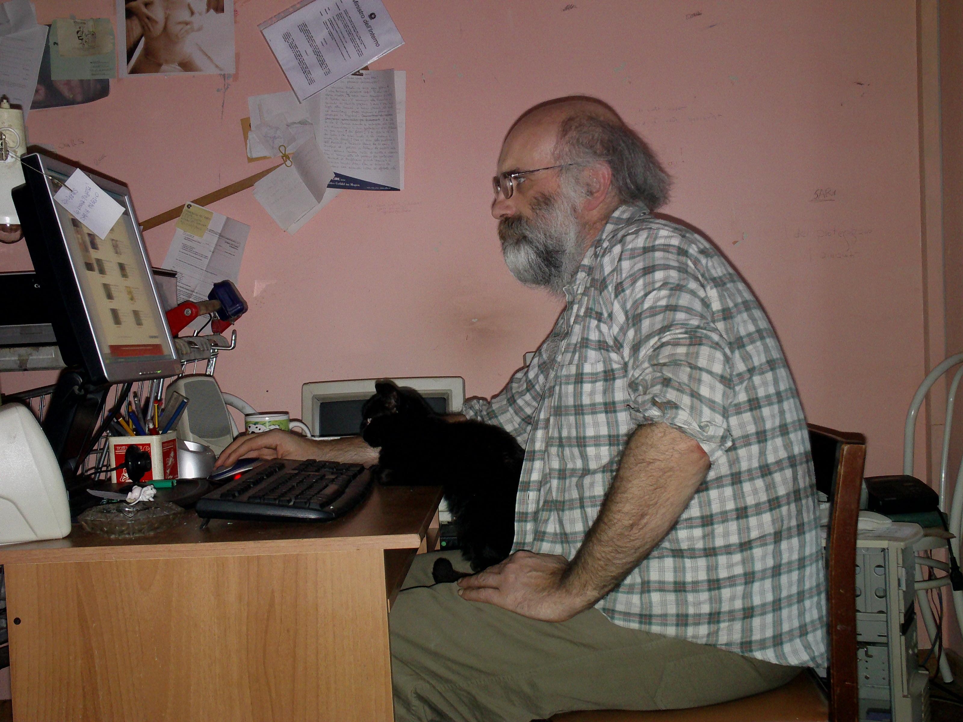Gilberto Mattei, Monfalcone