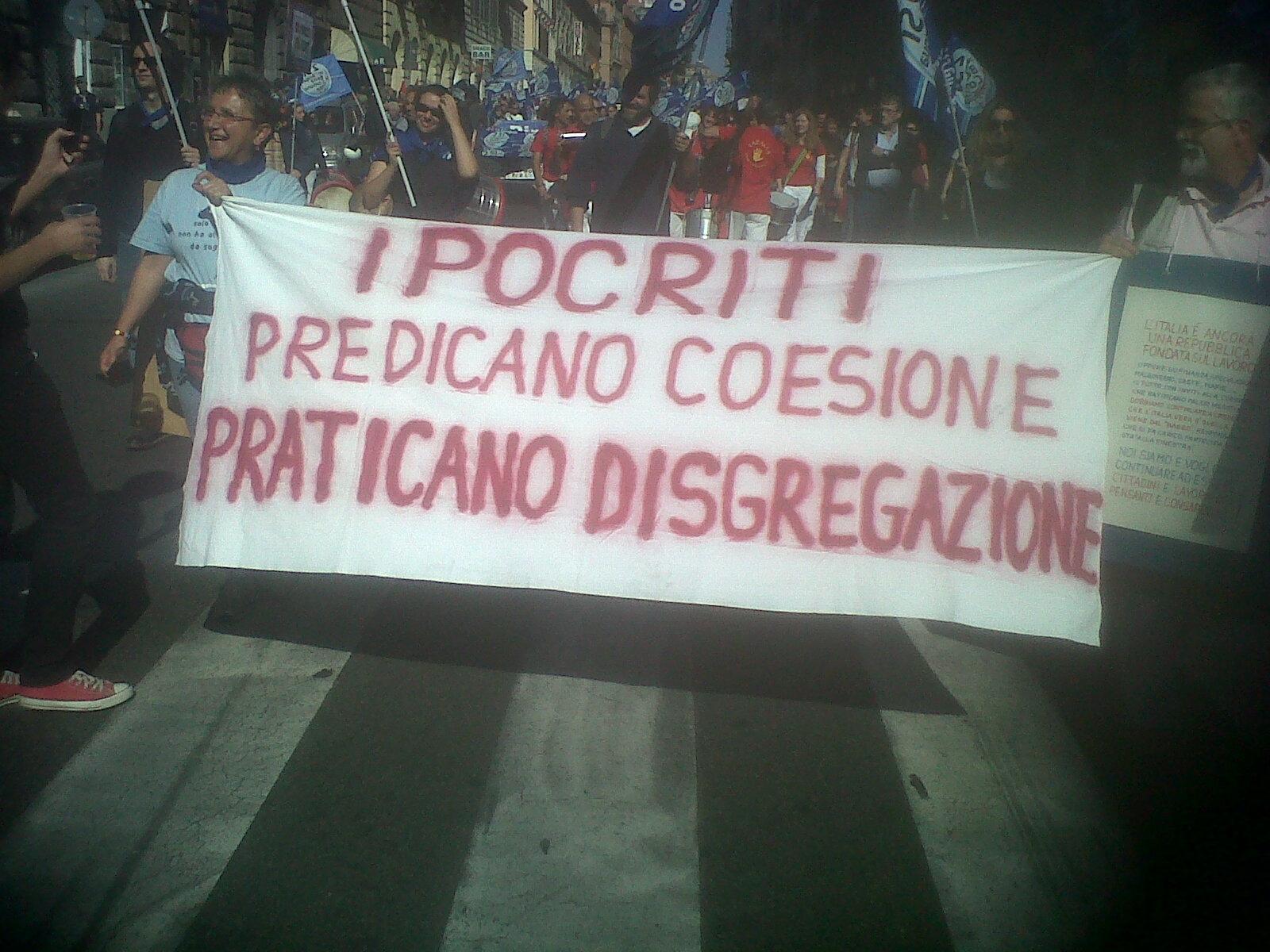 indignati Roma