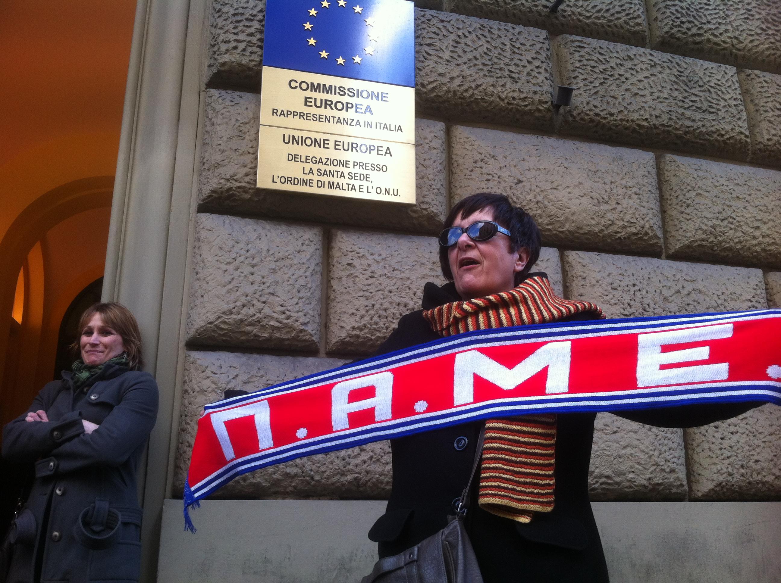 NO DEBITO – Lettera a Barroso