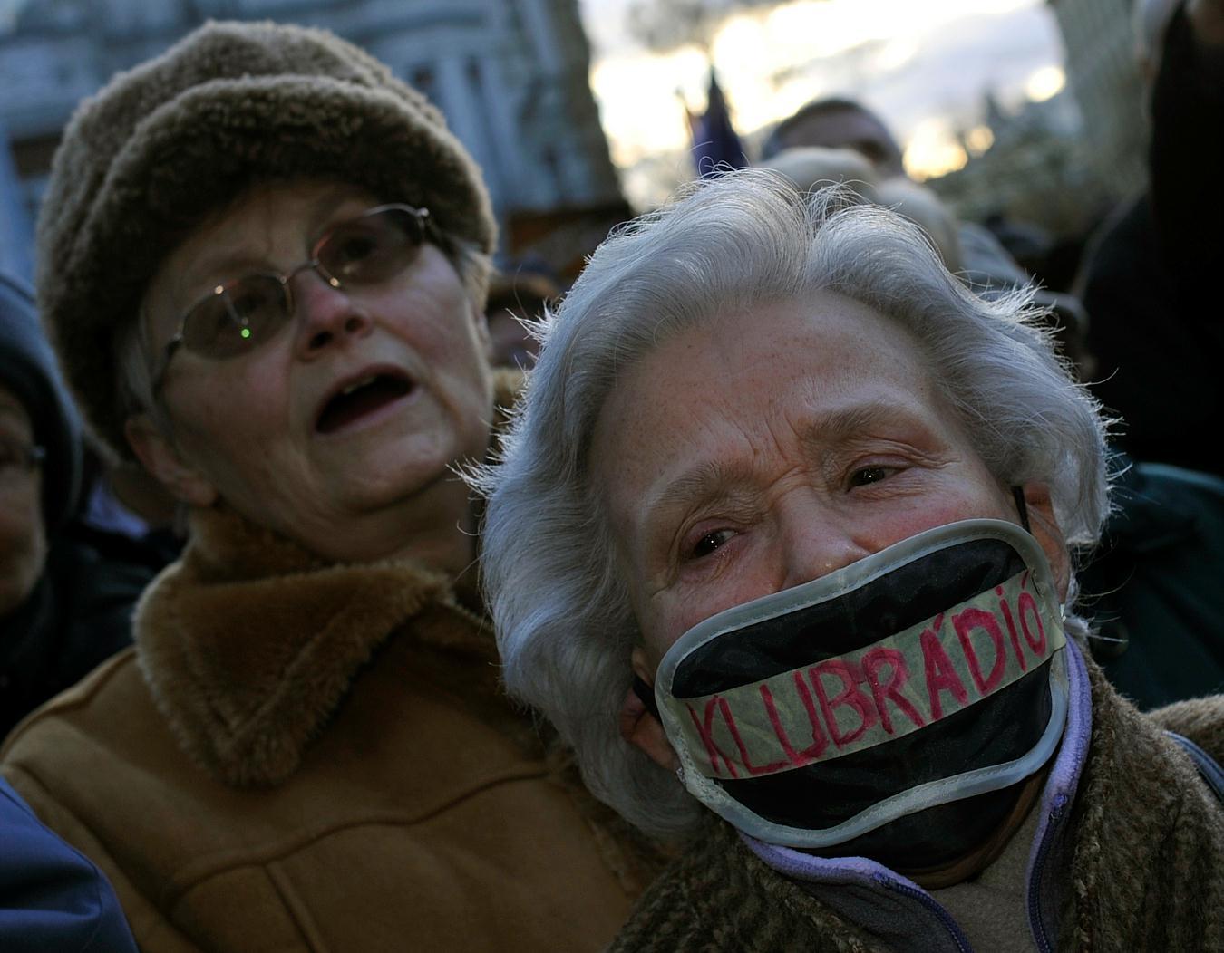 FNSI-Natale: Libertà di stampa in Ungheria