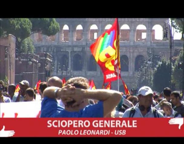 sciopero-generale-leonardi-usb