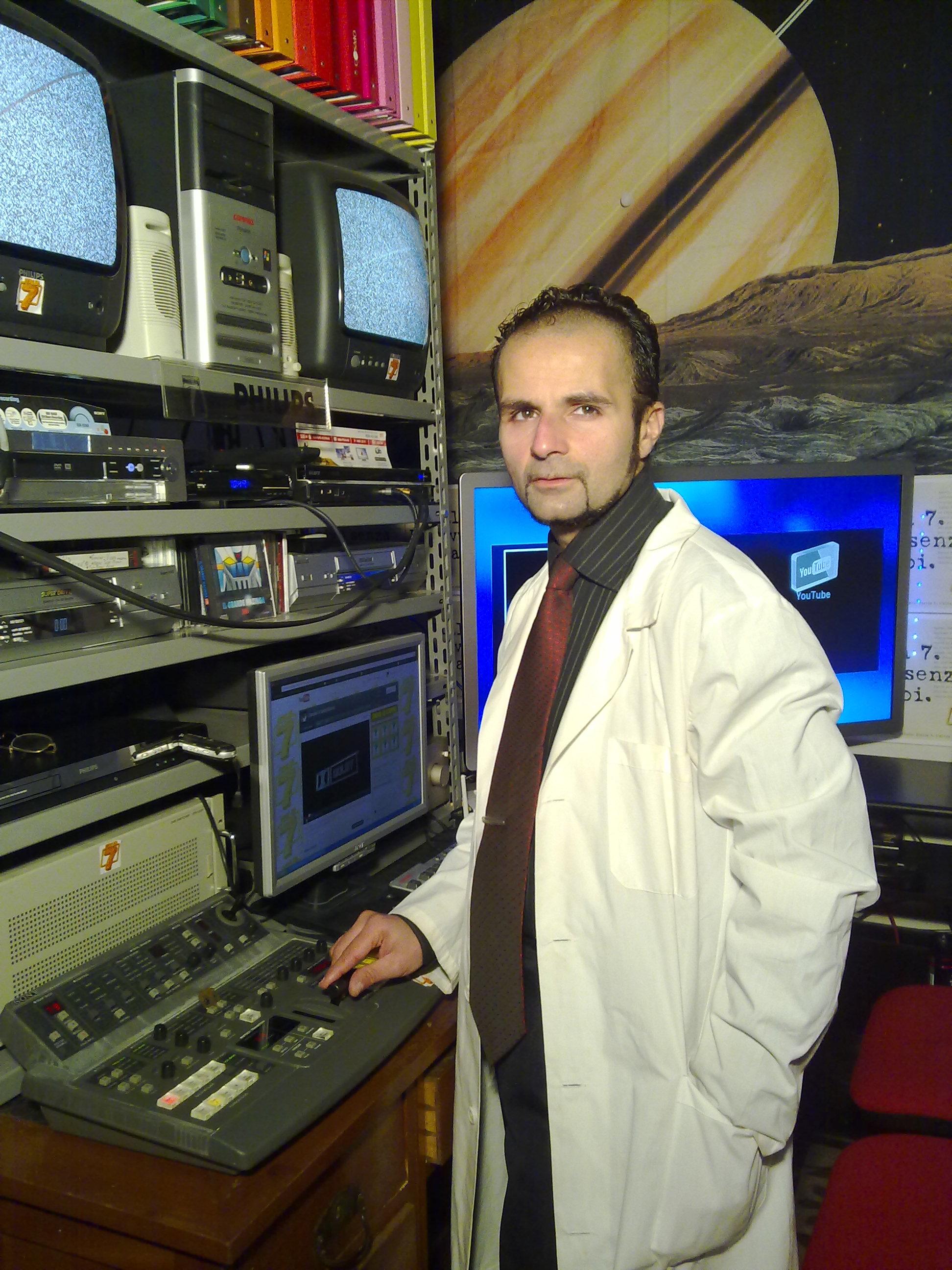 SEBY MIDOLO REGIA TELEVISIVA BROADCAST