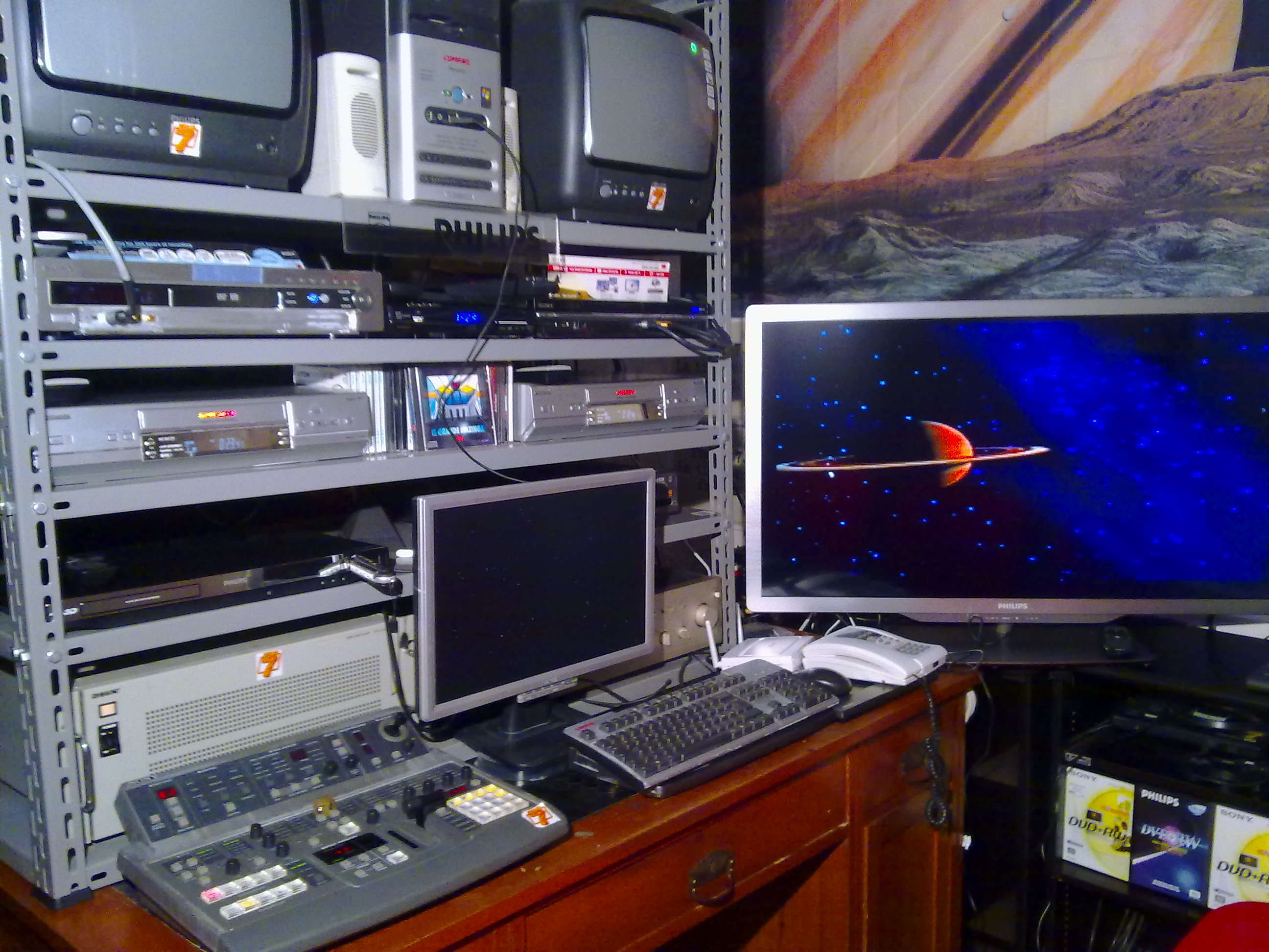 SEBY MIDOLO REGIA TELEVISIVA BROADCAST CPTV FORTEZZA DELLE SCIENZE SIRACUSA