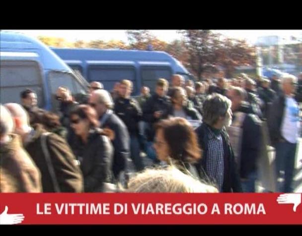 le-vittime-di-viareggio-a-roma