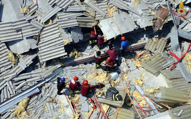 Terremoto: Il profitto dei padroni, il vero epicentro di tutti i disastri