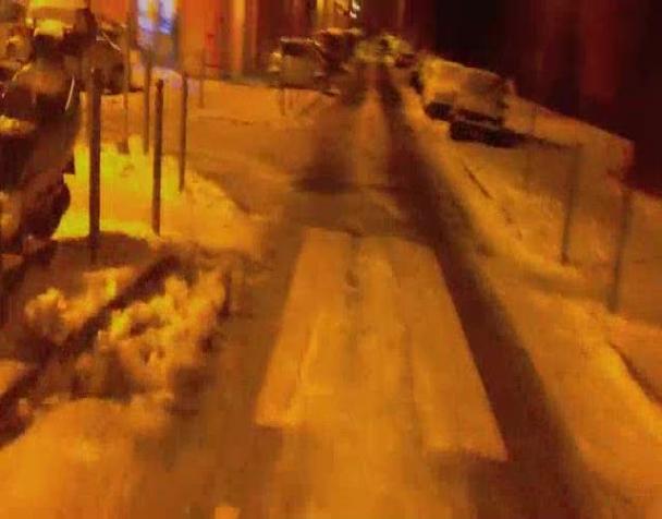 la-neve-a-roma-in-bicicletta