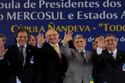 MERCOSUR : dibattito su golpe in Paraguay e Trattato Libero Commercio con la Cina