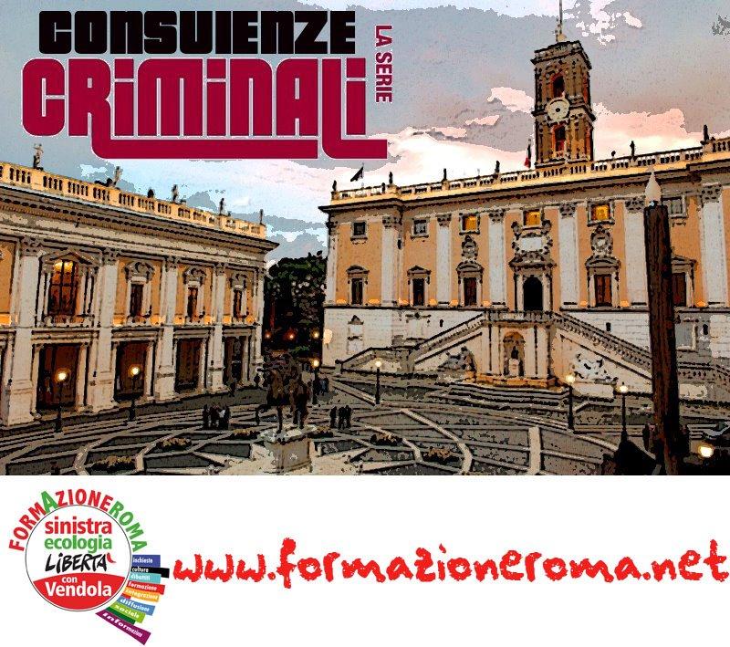 Consulenze Criminali – La banda di Aledanno