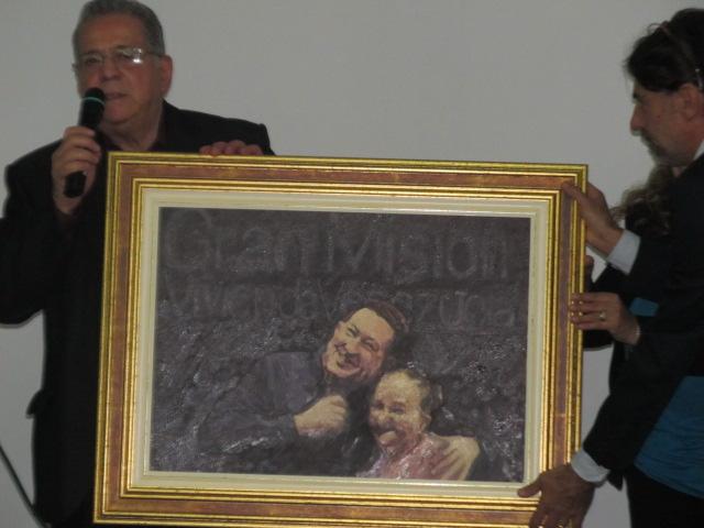 Premio Marenostrum a Viareggio: riconoscimento alla Repubblica Bolivariana del Venezuela per la Missione Sociale: Gran M