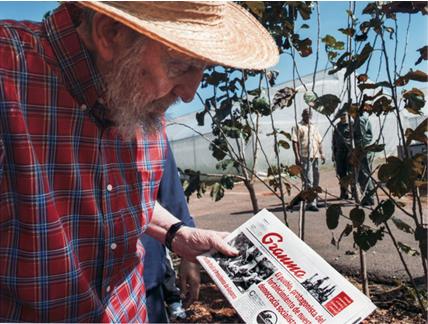 Fidel è in agonia! Articolo di Fidel Castro