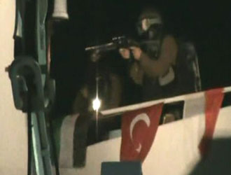 L'attacco israeliano alle navi per Gaza