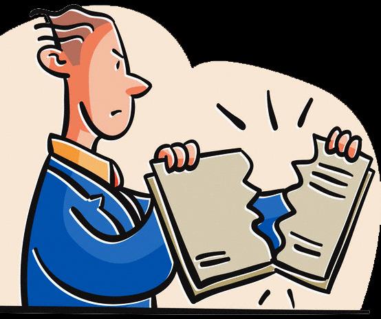Rispedire l'accordo sulla produttività ai firmatari…insieme alla tessera sindacale