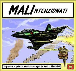 Mali: un'altra guerra colonialista mascherata da lotta al terrorismo