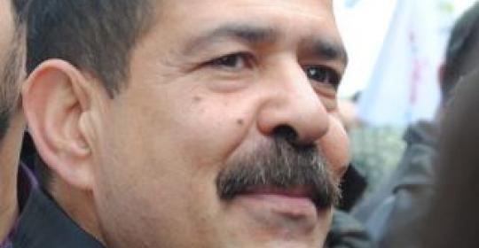 Siamo tutti Chokri Belaid – Manifestazione all'Ambasciata
