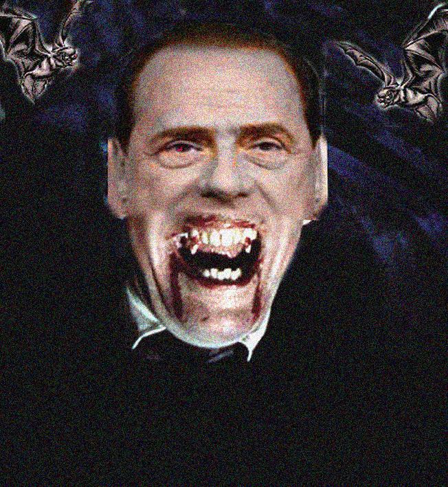 Dracula Berlusconi