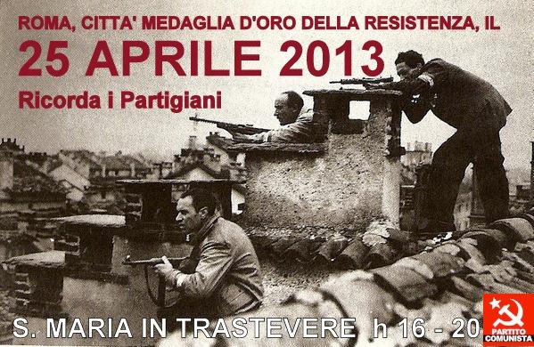 CSP ricorda Pietro Secchia il 25 aprile