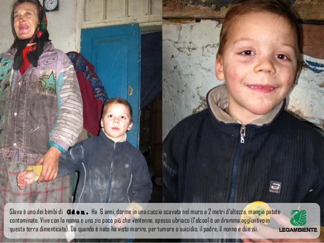 Portiamoli via da CHERNOBYL – Firma la petizione