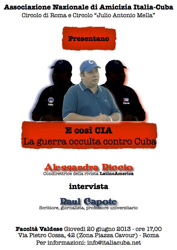 E cosi' CIA: La guerra occulta contro Cuba