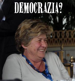 A QUANDO LA DEMOCRAZIA NEL LAVORO?