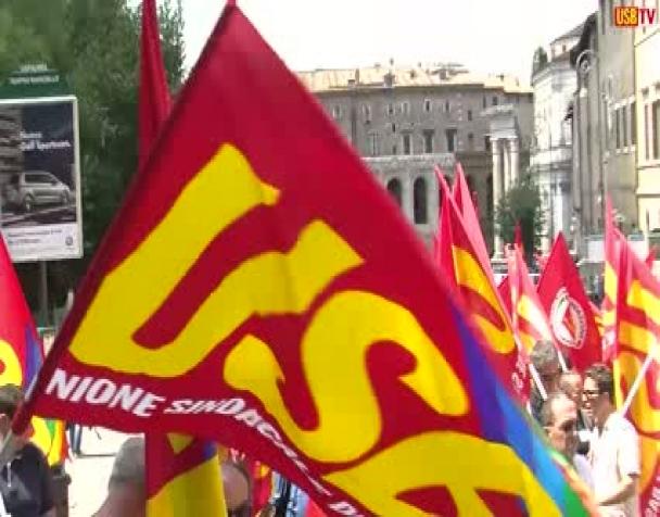 sciopero-p-a-usb-dal-lavoro-pubblico-un-duro-monito-a-renzi