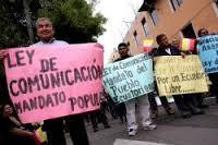 Legge sulla Comunicazione: passo avanti verso la piena sovranità del popolo ecuadoriano