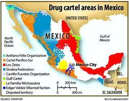 Cartelli messicani reclutano militari Usa come sicari