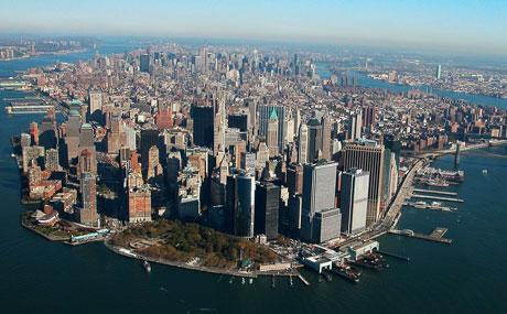 Anche New York sull'orlo del fallimento