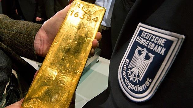 Riserva Federale USA impedisce alla Germania di rimpatriare il proprio oro