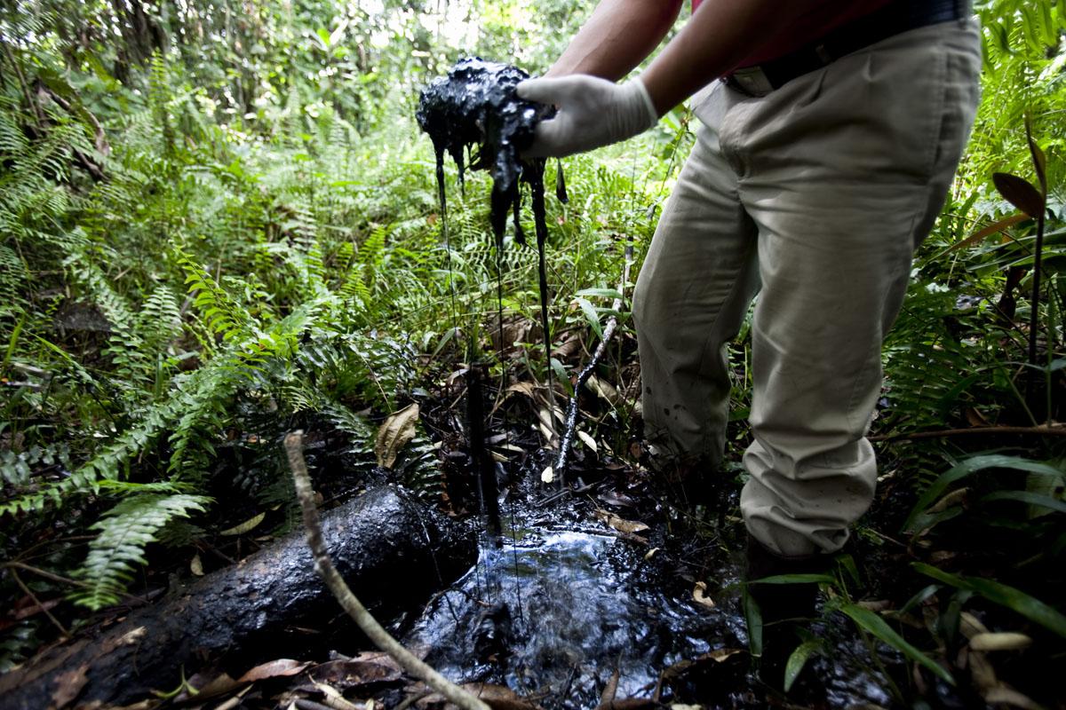 Chevron Contamina : LiberaRete e Libera Tv  aderiscono alla campagna