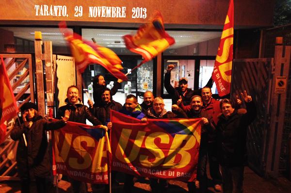 Elezioni RSU ILVA Taranto. USB secondo sindacato tra gli operai. Il vero rinnovamento lo fanno i lavoratori!