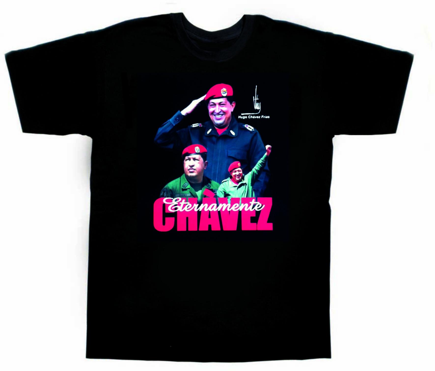 ETERNAMENTE CHAVEZ : Ecco la t-shirt