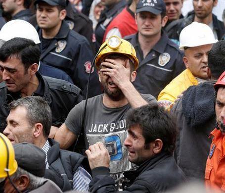 WFTU denuncia la politica omicida nelle miniere della Turchia