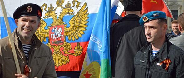 Volontari antifascisti tedeschi in Ucraina con la Brigata Internazionale Thaelmann