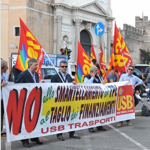 Trasporti: LA PROTESTA E LA PROPOSTA