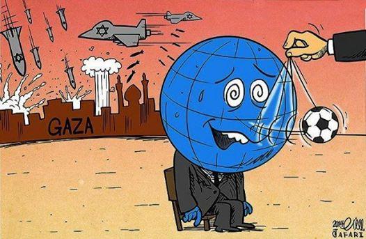Solidarietà dell'USB con le vittime dell'ennesimo massacro sionista e con il popolo palestinese che res