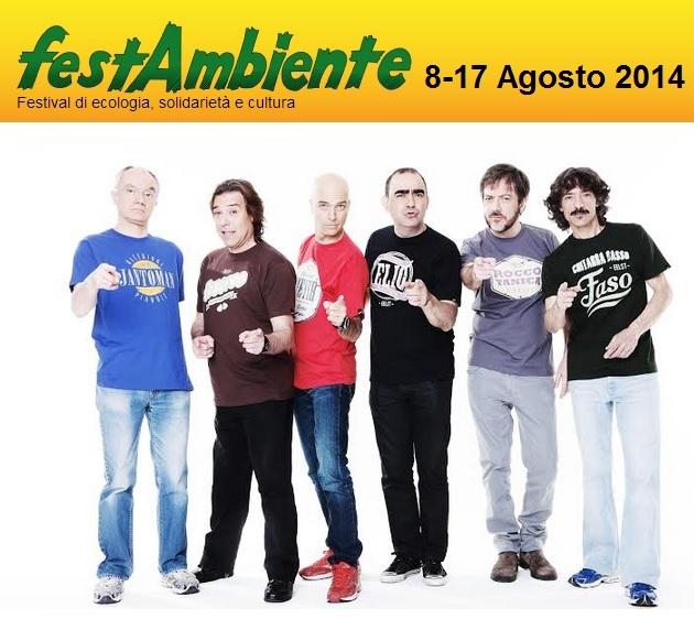 FestAmbiente 2014 : ci sarà anche Libera.Tv