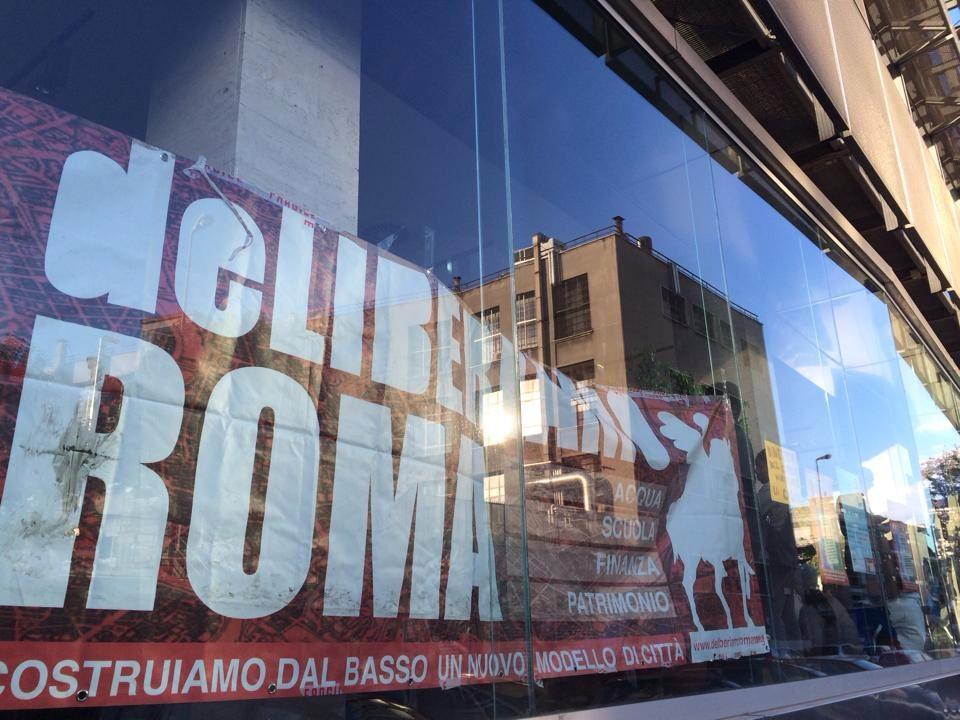PATRIMONIO PUBBLICO: Assemblea di DeLiberiamo Roma