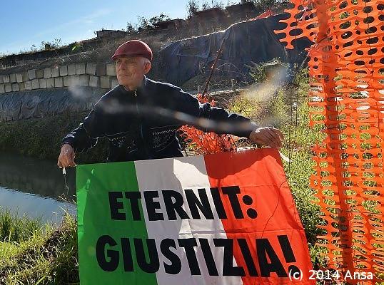 Eternit Thyssen, la Cassazione l'ha confermato: se uccide l'industriale, non è reato!