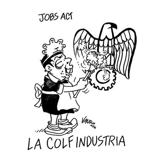 Jobs Act numero due: uno tsumani sui diritti dei lavoratori